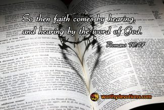Where's Faith When You Need It?!