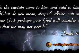 Call Upon Your God!