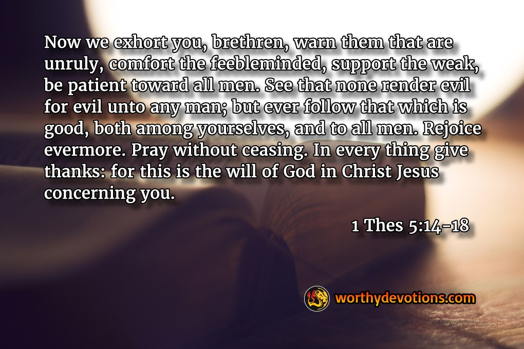 Walking Out The Will Of God Worthy Christian Devotional Daily